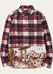 BURTON x NEIGHBORHOOD Long Riders Shirt