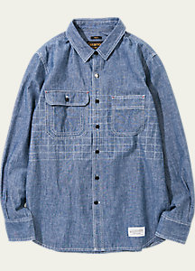 BURTON x NEIGHBORHOOD Chambray Shirt