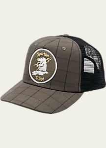BURTON x NEIGHBORHOOD TRUCKER CAP
