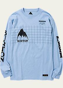 BURTON x NEIGHBORHOOD Grid Long Sleeve T Shirt