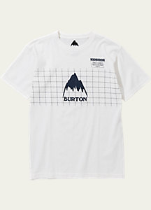 BURTON x NEIGHBORHOOD Grid Short Sleeve T Shirt