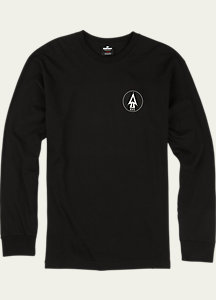 UNDEFEATED x Alpha Industries x Burton XBone Long Sleeve T Shirt