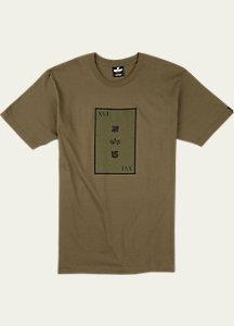 UNDEFEATED x Alpha Industries x Burton Plate Short Sleeve T Shirt