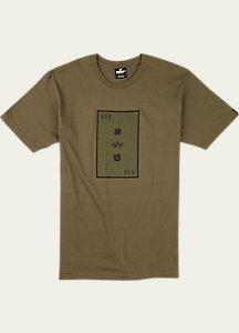 UNDEFEATED x Alpha Industries x Burton Plate Short Sleeve T Shirt
