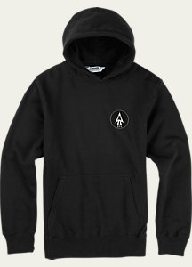 UNDEFEATED x Alpha Industries x Burton Xbone Hoodie