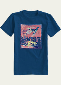 Youth Burton US Open Poster T Shirt