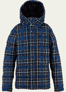 Burton Boys' Traverse Jacket