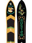 BURTON x NEIGHBORHOOD Throwback Snowboard
