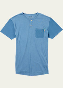 Burton Dwight Short Sleeve Pocket T Shirt