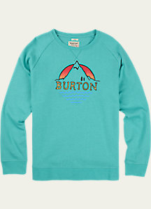 Burton Panorama Crew Pullover