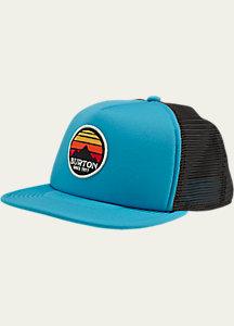 Sunset Snapback Trucker Hat