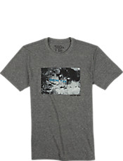 Burton Reefer Ridge Slim Fit Short Sleeve T Shirt