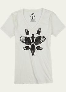 Burton Starling V-Neck Recycled T Shirt