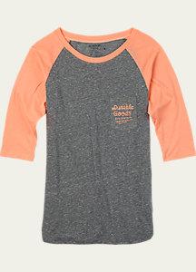 Burton Trusted Raglan T Shirt