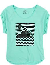 Burton Mountain Sun Rollie Short Sleeve T Shirt