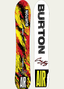 Burton Kelly Air Snowboard