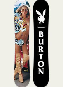 Playboy x Burton Process Centerfold Snowboard