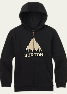 Burton Boys' Classic Mountain Full-Zip