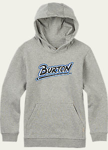 Burton Boys' Big Up Pullover Hoodie