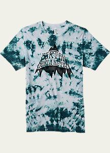 Burton City Misty Mountain Short Sleeve T Shirt