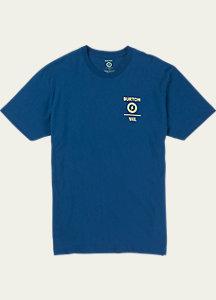 Burton US Open Short Sleeve Poster T Shirt