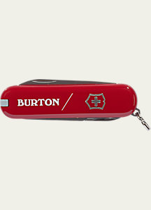 Burton Victorinox Swiss Army Classic