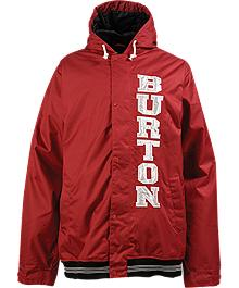 Burton Restricted Booth Team Jacket