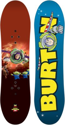 Chopper Toy Story Snowboard