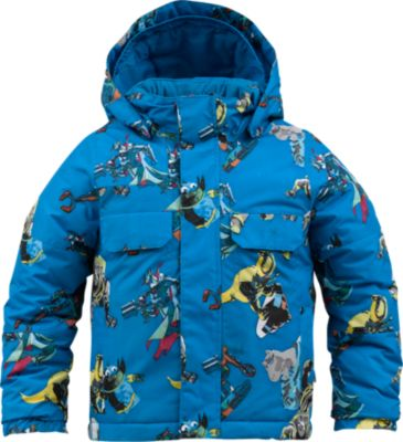 Mini Shred Boys' Fray Snowboard Jacket