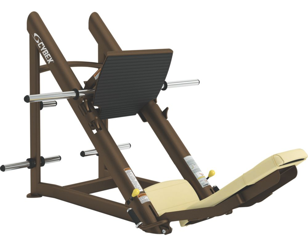Leg Press For Sale >> Plate Loaded Leg Press Cybex
