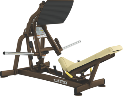 plate loaded squat machine
