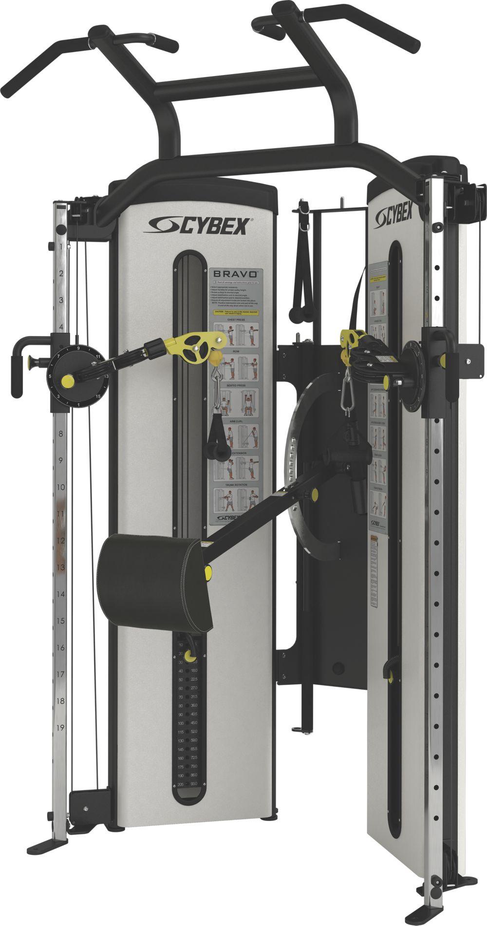 cybex cable machine