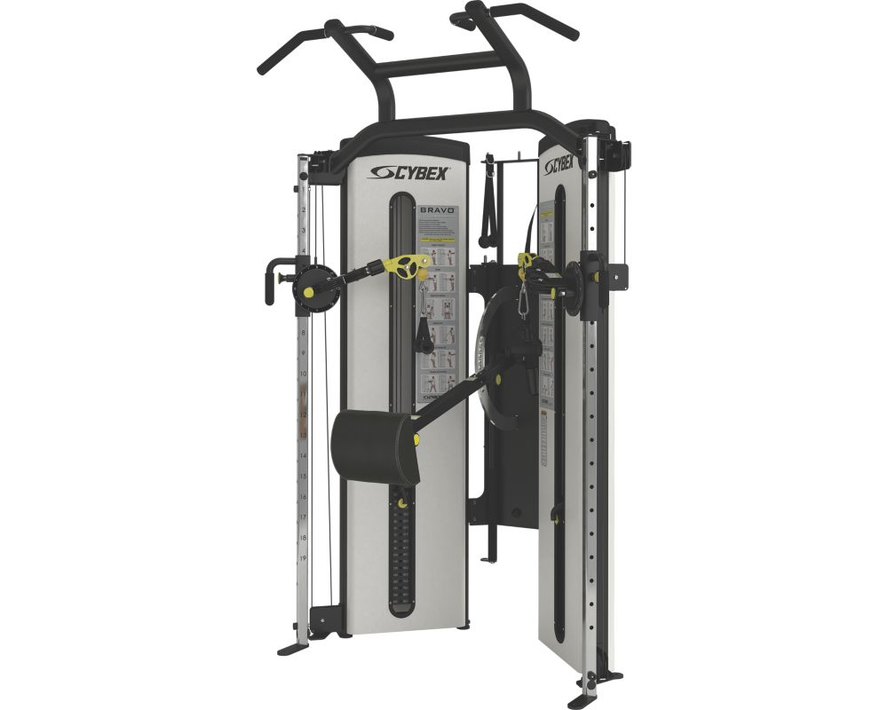 Bravo Advanced All In One Functional Trainer Cybex