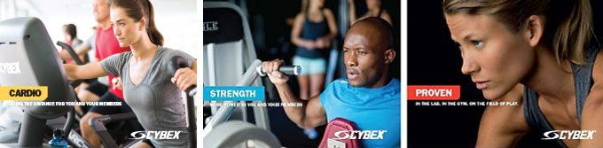 Cybex brochures cover our strength anmd cardio lines. As well as our corporate catalogue.