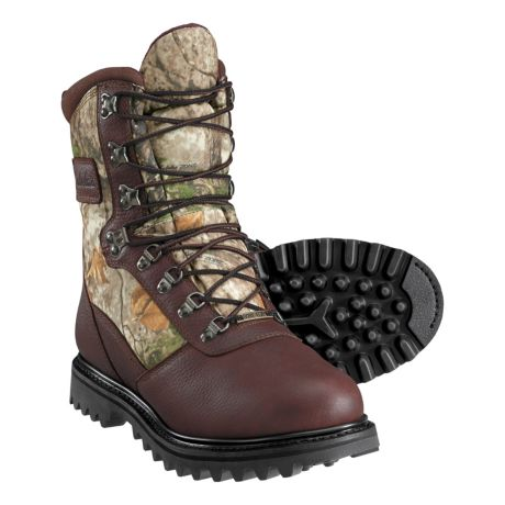 cabela s iron ridge boots with tex 174 and
