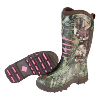 Muck™ Women&39s Pursuit Stealth Rubber Boots | Cabela&39s Canada