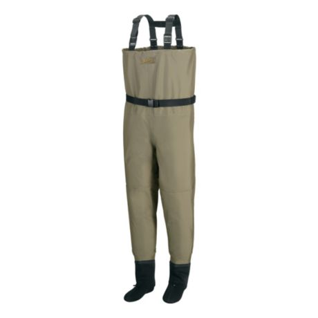 Cabela 39 s rvg ii stockingfoot waders with 4most dry plus for Cabelas fishing waders