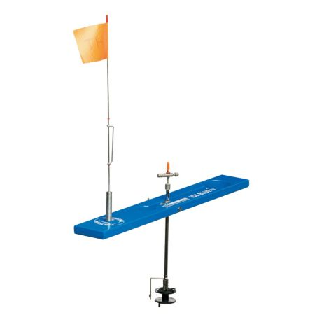 Ht ice blue wood tip up cabela 39 s canada for Ht ice fishing