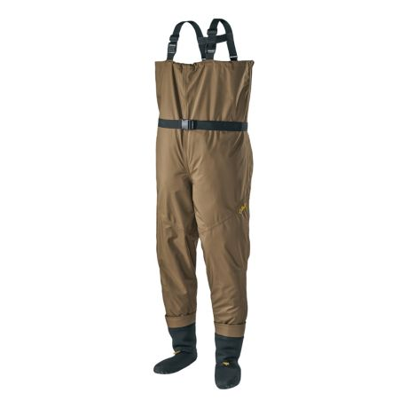 Cabela 39 s ultralight fishing stockingfoot waders with 4most for Cabelas fishing waders