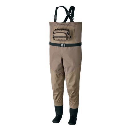 Cabela 39 s guidetech fishing waders with 4most dry plus for Cabelas fishing waders