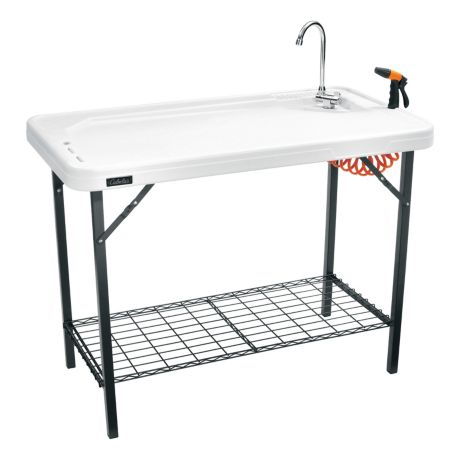 Image result for cabela's fish cleaning station
