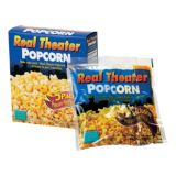 Picture of Real Theater Popcorn & Seasoning 5-Pack