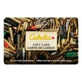 Picture of Cabela's Canada Gift Card - Ammo
