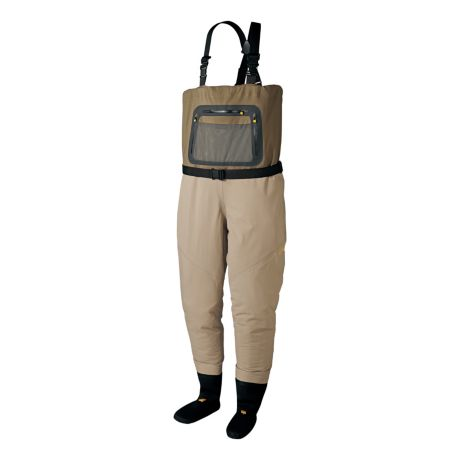 Cabela 39 s sbt pro fishing waders with 4most dry plus for Cabelas fishing waders