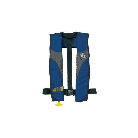 Mustang® Deluxe Manual Inflatable PFD