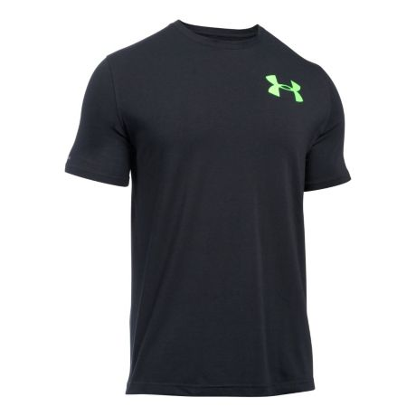 Under armour gwdb whitetail short sleeve t shirt cabela for Under armour shirts canada