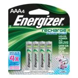 Picture of Energizer® Rechargeable Batteries - AAA 4 Pack