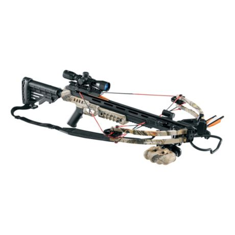 CenterPoint™ Sniper 370 Camo Crossbow Package