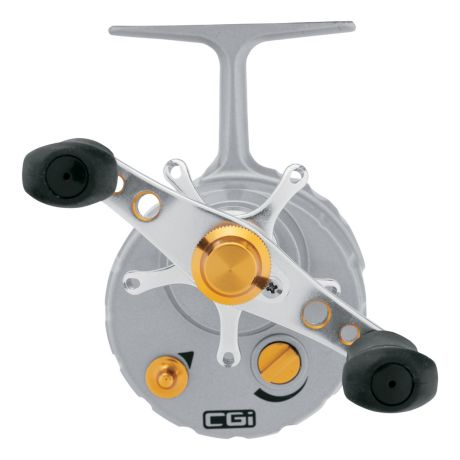 No 8 tackle co cold gear in line ice reel cabela 39 s canada for Cabela s fishing line