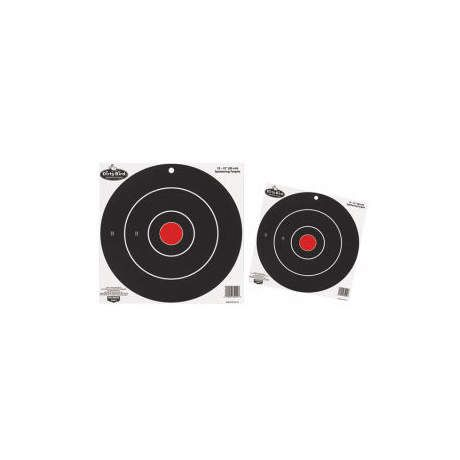 Birchwood Casey Dirty Bird Bull's-Eye Target Packs